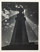 view Sailors' Guide digital asset: 'Sailors' Guide,' photogravure by Adolf Fassbender, 1937, part of portfolio 'Pictorial Artistry: The Dramatization of the Beautiful in Photography'