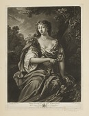 view Portrait of Anne Lee, Marchioness of Wharton digital asset number 1