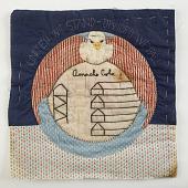 view pillowcase, Amache, 1942-1945 digital asset number 1