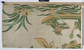 view Painted textile design (point paper), Cheney Brothers, 1913, 8 sheets digital asset number 1