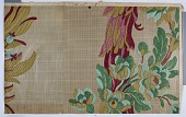 view Cheney Brothers point paper for furnishing fabric, 1 of 6 sheets, 1913 digital asset number 1