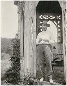 view Portrait of George Pepper digital asset: Portrait of George Pepper