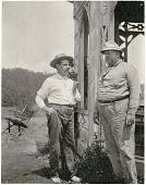 view Portrait of George Pepper and George Heye digital asset: Portrait of George Pepper and George Heye