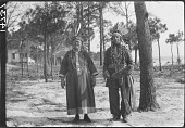view Nanticoke Chief Russell R. Clark and his Wife digital asset: Nanticoke Chief Russell R. Clark and his Wife