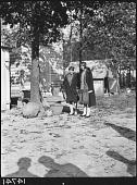 view Nanticoke Girls Gertrude Harmon and Iona (Mosley) Hamilton digital asset: Nanticoke Girls Gertrude Harmon and Iona (Mosley) Hamilton