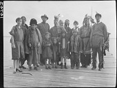 view Group of Nanticoke Adults and Children digital asset: Group of Nanticoke Adults and Children