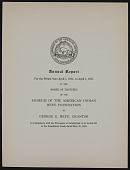 view Annual Reports digital asset: Annual Reports: 1925-1927