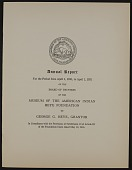 view Annual Reports digital asset: Annual Reports: 1931-1934