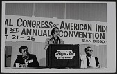 view National Congress of American Indians records digital asset: National Congress of American Indians records: 1940-1989