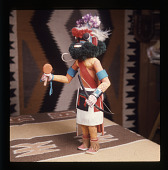 view Kachinas: Color Slides digital asset: Kachinas: Color Slides