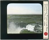 view Shoshone Falls and the Lava Plain digital asset: Shoshone Falls and the Lava Plain