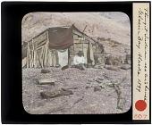 view Tlingit Indian sealer's house Glacier Bay digital asset: Tlingit Indian sealer's house Glacier Bay