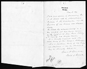 view Letters of Introduction: Ponca Aid digital asset: Letters of Introduction: Ponca Aid: Jun. 1879