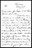 view Letters of Introduction: Ponca Aid digital asset: Letters of Introduction: Ponca Aid: Jul. 1879-1880