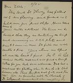 view Letters Received: V-Y digital asset: Letters Received: V-Y: 1879-1905
