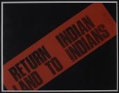 view Scrapbook: Return Surplus Lands to Indian People digital asset: Scrapbook: Return Surplus Lands to Indian People