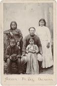 view Chief Chihuahua and family (Chiricahua Apache) digital asset: Chief Chihuahua and family (Chiricahua Apache)