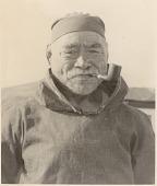 view Man (Baffinland Inuit) smoking a pipe digital asset: P32311