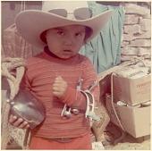 view Diné (Navajo) Sheep Camp digital asset: P32317