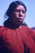 view Mapuche woman in traditional clothing digital asset: Mapuche woman in traditional clothing