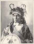 view Chief Wets It, Assinaboine, No. 1120 digital asset: Chief Wets It, Assinaboine, No. 1120