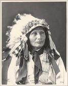 view Sleeping Bear, Sioux, No. 876. digital asset: Sleeping Bear, Sioux, No. 876.