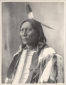 view Chief Hollow Horn Bear, Sioux, No. 1153 digital asset: Chief Hollow Horn Bear, Sioux, No. 1153