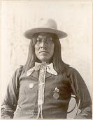 view Assuz, San Carlos Apaches, No. 890 digital asset: Assuz, San Carlos Apaches, No. 890