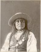 view Chief Josh, San Carlos Apaches, No. 889 digital asset: Chief Josh, San Carlos Apaches, No. 889
