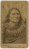 view Portrait of Chief Standing Bear digital asset: Portrait of Chief Standing Bear