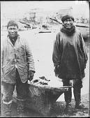 view Inupiaq (Alaskan Inupiat Eskimo) Men digital asset: Inupiaq (Alaskan Inupiat Eskimo) Men