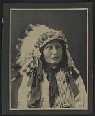 view Sleeping Bear, Sioux, No. 876 digital asset: Sleeping Bear, Sioux, No. 876