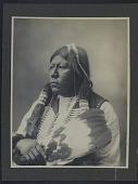 view Chief Grant Richards, Tonkawa, No. 1057 digital asset: Chief Grant Richards, Tonkawa, No. 1057