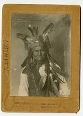 view 2015.0012- Goyathlay (Geronimo) photograph digital asset: 2015.0012- Goyathlay (Geronimo) photograph