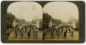 view 2017.0007- Stereograph of six Chiefs in President Roosevelt's inauguration parade digital asset: 2017.0007- Stereograph of six Chiefs in President Roosevelt's inauguration parade