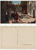 view Algeria Une rue du vieux Biskra digital asset: Algeria Une rue du vieux Biskra