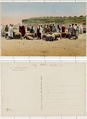 view Algeria SCÈNES ET TYPES - Marché aux moutons digital asset: Algeria SCÈNES ET TYPES - Marché aux moutons