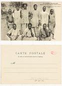 view 47. Congo Français Mission Catholique de Brazzaville: Types Loangos en habit de fête! digital asset: 47. Congo Français Mission Catholique de Brazzaville: Types Loangos en habit de fête!