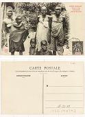 view Congo Français Femmes fiotes á Kakamoeka (Rivière Kouilou) digital asset: Congo Français Femmes fiotes á Kakamoeka (Rivière Kouilou)