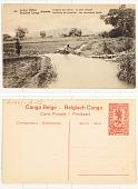 view 56. Congo Belge Kitobola: Irrigation des rizières. Le canal principal digital asset: 56. Congo Belge Kitobola: Irrigation des rizières. Le canal principal