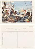 view Compagnie Belge Maritime du Congo Débarquement de passagers à Grand-Bassam digital asset: Compagnie Belge Maritime du Congo Débarquement de passagers à Grand-Bassam