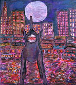 view <I>Moon and Dog</I> digital asset number 1