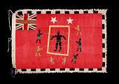 view Asafo flag digital asset number 1