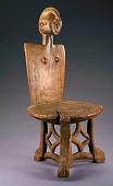 view High-back stool digital asset number 1