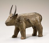 view Figure of a buffalo digital asset number 1