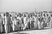 view Men of the village. El Araysha, Egypt digital asset: Men of the village. El Araysha, Egypt