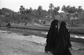 view Women by canal, Zernig, south of Isnā, Egypt digital asset: Women by canal, Zernig, south of Isnā, Egypt