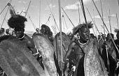 view Shilluk warriors, near Malakal, Sudan digital asset: Shilluk warriors, near Malakal, Sudan