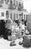 view Women at market place. Karnak, Egypt digital asset: Women at market place. Karnak, Egypt