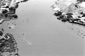 view Hippopotamus wallowing in the Ruzizi River, near Lake Kivu, Congo (Democratic Republic) digital asset: Hippopotamus wallowing in the Ruzizi River, near Lake Kivu, Congo (Democratic Republic)